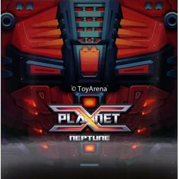 Planet X PX-03 Neptune Dinobots