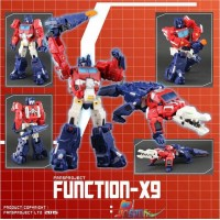 Fansproject Function-X9  Code Headmaster -  Positum