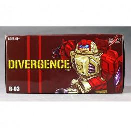 SXS-R01 -Divergence limited 350 pcs