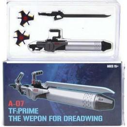 SXS A-07 Weapon Set (Blue)