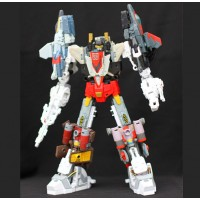 DMY D-02 Upgrade Kit for FPJ Superion (snow)