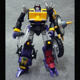 Maiden Japan Junk Planet botcon exclusive set C-01 Pescilen