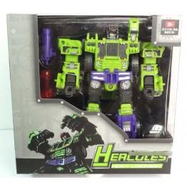 TFC Hercules  Heavylabor (New Boxart)