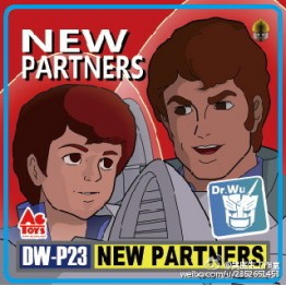 Dr Wu DW-P23 New Partner - Replacement Heads for MP-21