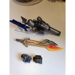 4ever Movie Optimus Weapons Set