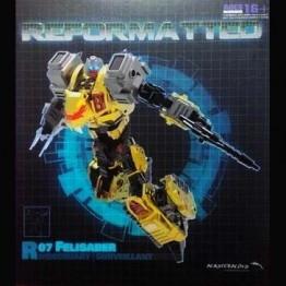 MMC Feral Rex R-07 Felisaber the Surveillant