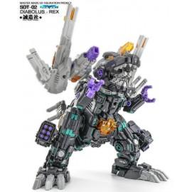 Master Made SDT-02 Diabolus Rex (RErun)