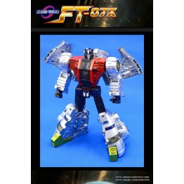 FansToys FT-07X Stomp Metallic Ver