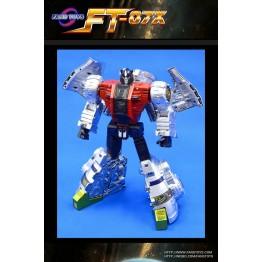 FansToys FT-07X Stomp Metallic Ver