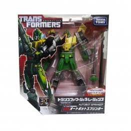 TakaraTomy Transformers Generations TG-21 Autobot Springer