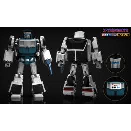 X-Transbots MM-VII Hatch Rerun  (Cartoon ver)