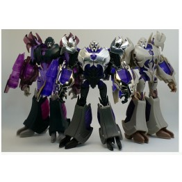 DMY - D-05 - TF Prime Megatron - Pharaonic add on kit - US Black version