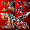X2toys XT003 Trailcutter & Hoist upgrade Kit (Metallic Edition)