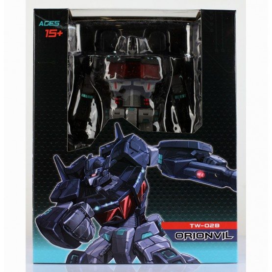 ToyWorld  Black Orion