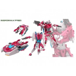 MMC Reformatted R-08 Azalea The Avenger (Pink)