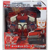 TakaraTomy Transformers Prime AM-17 SWERVE