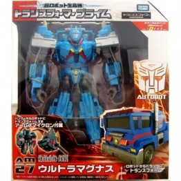 TakaraTomy Transformers Prime AM-27 ULTRA MAGNUS