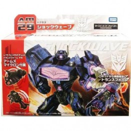 TakaraTomy Transformers Prime AM-29 SHOCKWAVE