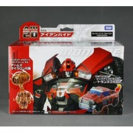 TakaraTomy Transformers Prime AM-20 Ironhide