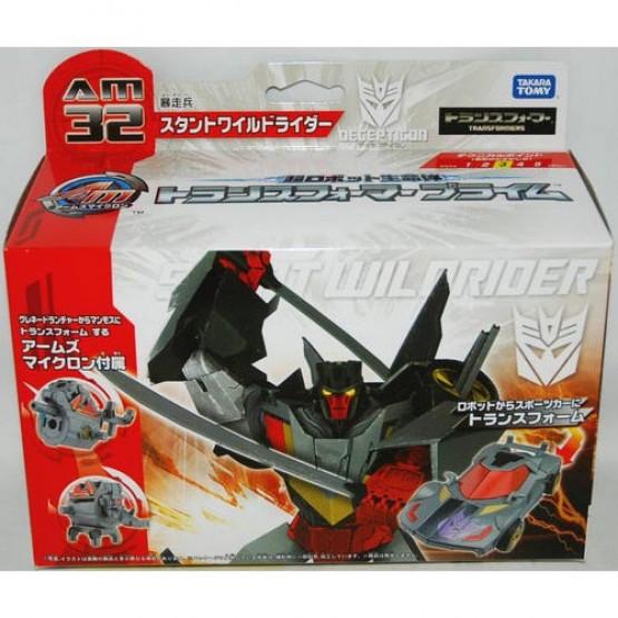 TakaraTomy Transformers Prime AM-32 WILDRIDER