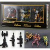FansProject Exclusive Armored Battalion Insecticons Set of 3