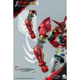 THREEZERO GETTER ROBO  ROBO-DOU SHIN GETTER 1 (METALLIC VER)