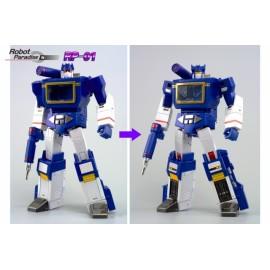 FansToys ROBOT PARADISE RP-01 ACOUSTIC + RP-01B ACOUSTIC WAVE