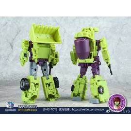 MS-Toys MS-B37 Shovel Master & MS-B38 Roller Master