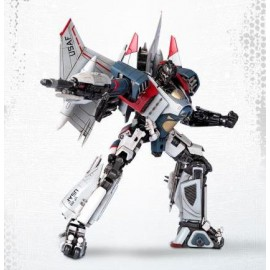 Trumpeter Transformers Blitzwing Smart Model Kit
