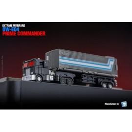 DR. WU - DW-E04B PRIME COMMANDER (Black version Limited edition)