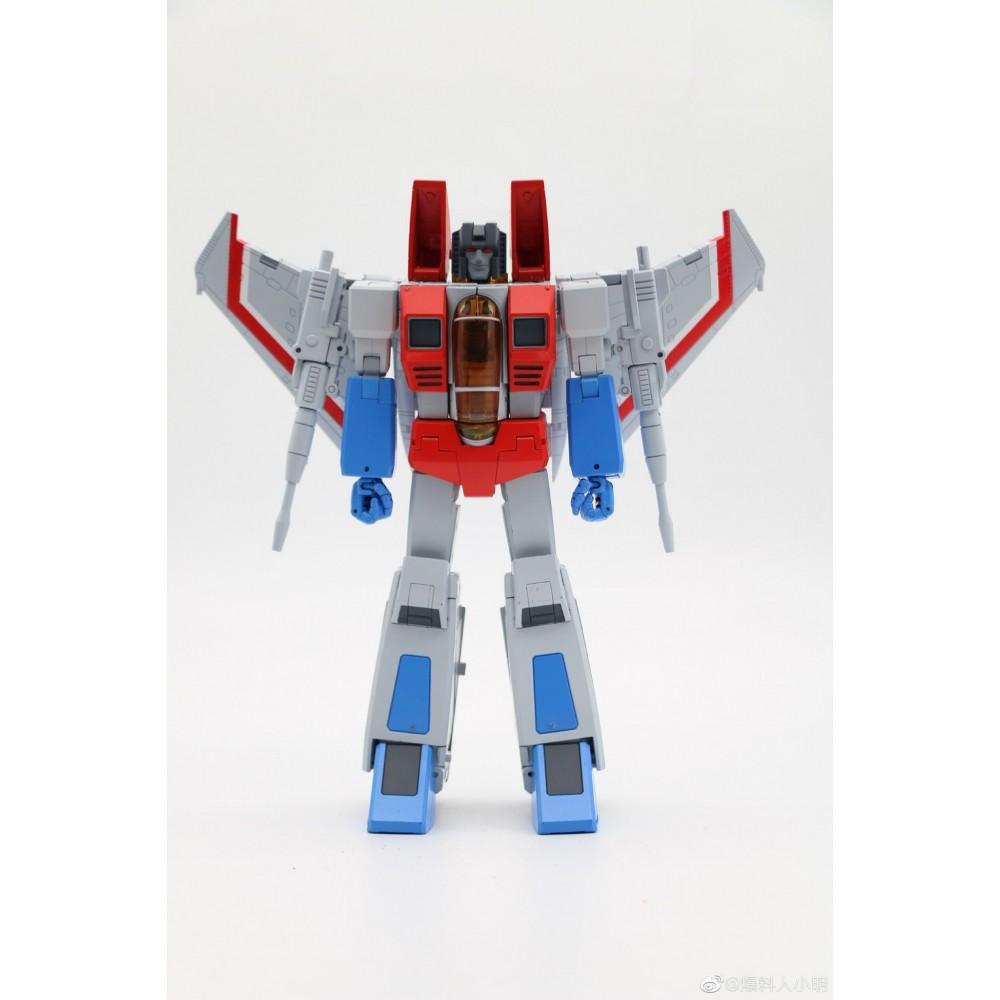 Deformation Space DS-01 Crimson Wings Starscream