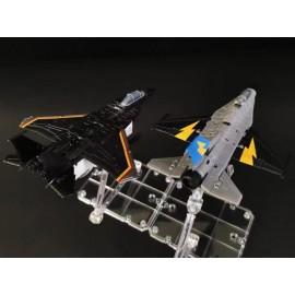 Zeta Toys  ZC-01 DOWNTHRUST + ZC-02 SKYSTRIKE