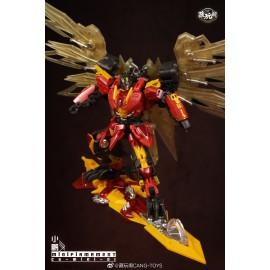 CANG-TOYS CT-Chiyou-03 (MINI) Firmament Divebomb