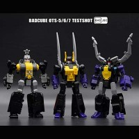 May Special ~ BadCube OTS 05 06 07 Claymore, Hypno, Kick
