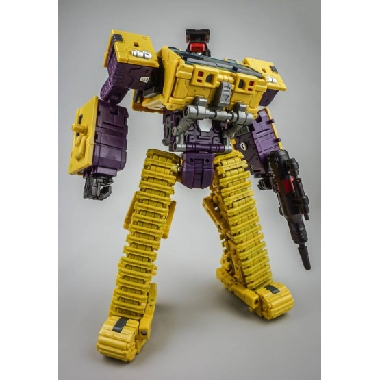 ToyWorld TW-C01B Bulldozer (yellow)