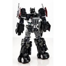 MakeToys Cross Dimension MTCD-01SP Striker Noir