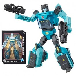 Hasbro Titans Return Topspin + Kup +Perceptor (set of 3 )