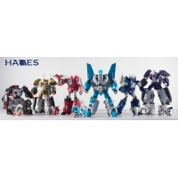 March Special TFC Toys Hades Set of  6