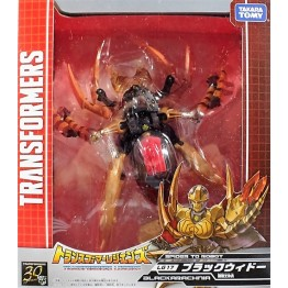 TakaraTomy Transformwers Legends  LG17 BLACKARACHNIA / BLACKWIDOW
