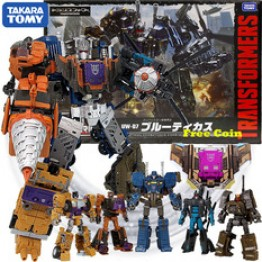 TakaraTomy Transformers  Unite Warriors UW-007 Bruticus