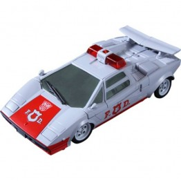 Takara MP-14+  Red Alert Anime Color Edition