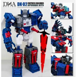 DNA DK-02 - Fortress Maximus Upgrade Kit