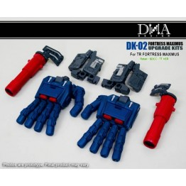 DNA DK-02 - Fortress Maximus Upgrade Kit (Rerun)