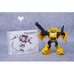 Beelzeboss Classic Yellow Cliffjumpers upgade Kit