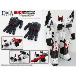 DNA DK-02M - Metroplex Movable Hand Kit (Rerun)
