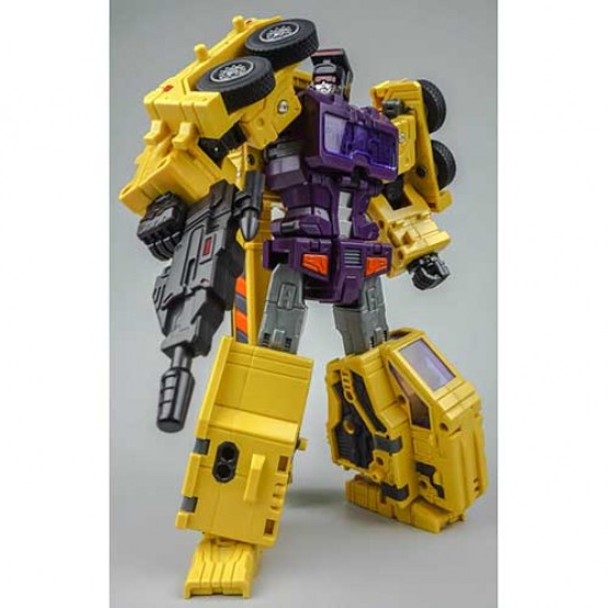 ToyWorld  TW-C04B Allocater (yellow)