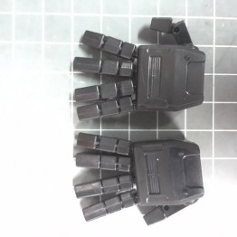 KFC- KP-08 Hand Set posable hands for MP-31 Delta Magnus