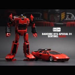 BadCube OTS-Special 01 Sentinel Blaze