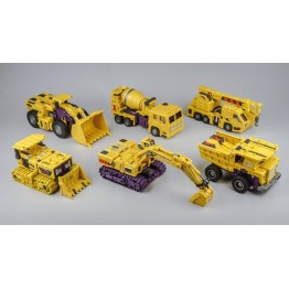 ToyWorld  TW-C03B Burden (yellow)