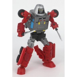 Action Toys  Machine Robo  MR-05 - Mixer